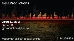 GJR Productions