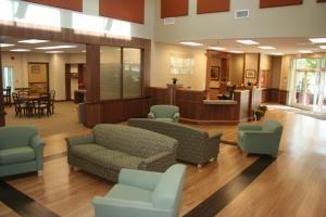 Bethesda Park Senior Center Meeting Room