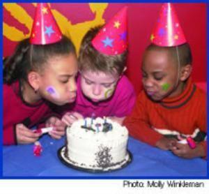 Birthday Parties!