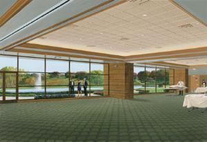 North Central Or South Meeting Room
