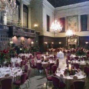 Main Clubhouse - Harvard Hall
