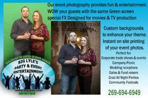Big Lyle's party & event entertainment - Pittsburgh - Kalamazoo