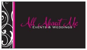 All About Me Events & Weddings