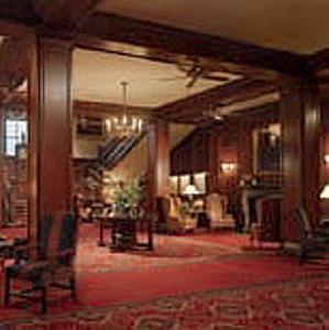 Main Clubhouse -  Harvard Hall Foyer
