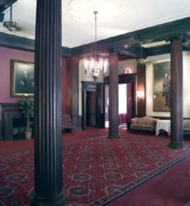 Main Clubhouse - Massachusetts Room Foyer