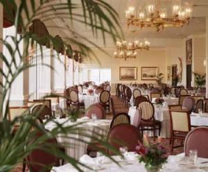 Downtown Club - Main Dining Room