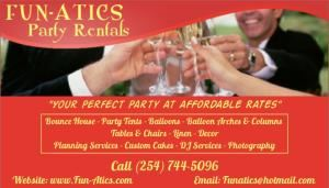 Fun-Atics Party Rentals and Balloons
