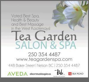 Tea Garden Salon & Spa
