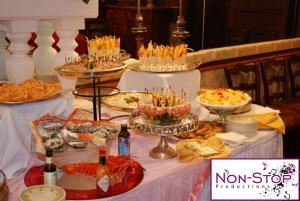 Non-Stop Productions - Catering - Sacramento