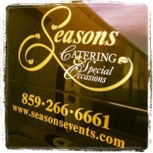 Seasons Catering & Ice Sculptures