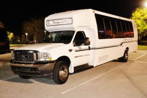 Party Bus  IN New Orleans LA