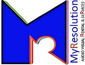 MyResolution Audio Visual Rental & Service