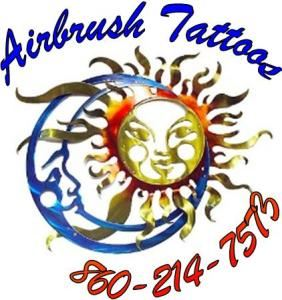 Airbrush Tattoos by Dawn