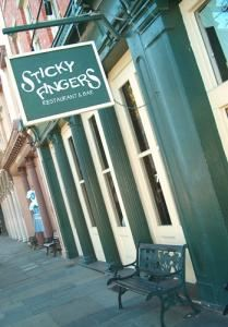 Sticky Fingers Catering - Charleston