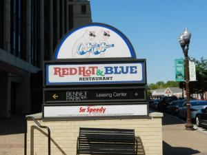 Red Hot & Blue - Arlington