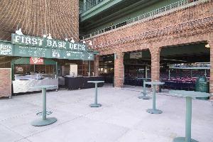 First Base Deck