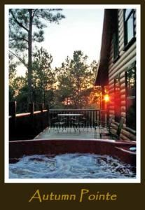 Cabins in Beavers Bend