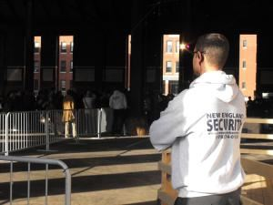 New England Event Security Guard Services Company Boston MA Massachusetts