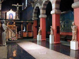 Romanesque Sanctuary