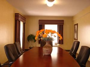 Board Room & Hospitality Suite