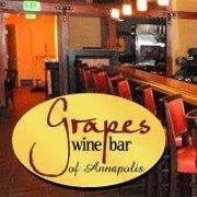 Grapes Wine Bar of Annapolis