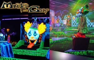 Monster Mini Golf - Danvers
