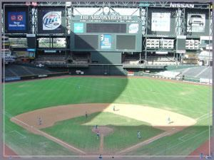 Chase Field - Home of the Arizona Diamondbacks