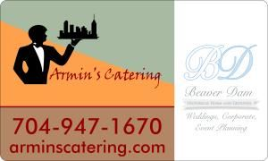 Armin's Catering - Event Planning