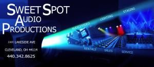 Sweet Spot Audio Productions