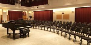 Jack Singer Rehearsal Hall