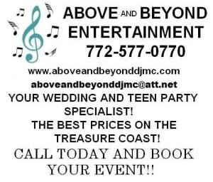 Above and Beyond Entertainment - Vero Beach