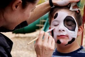 The Joy of Facepainting
