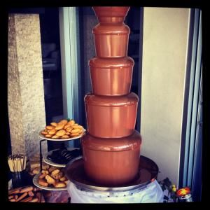 Amor Chocolate Fountains