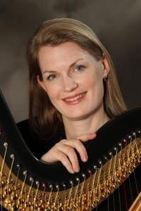 Dania M Lane Harpist Marietta