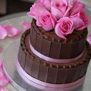 Chocolate Rose Bakeshop