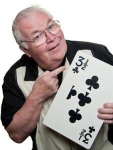 Comedian Magician Al Lampkin