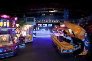 Prize Arcade and Laser Tag