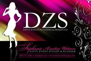 DZS Savvy Event , Meeting  & Conference Planning & Decor Company