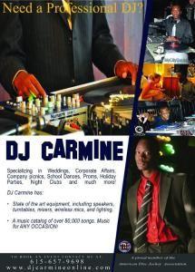 DJ Carmine