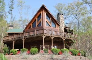 Tuckaway Ridge Mountain Cabin