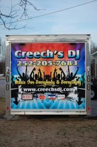 Creech's DJ Service