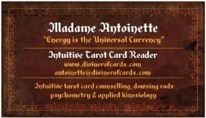 Diviner of Cards