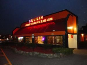 Ichiban Japanese Steakhouse Sushi and Bar