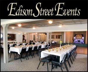 Edison Street Events