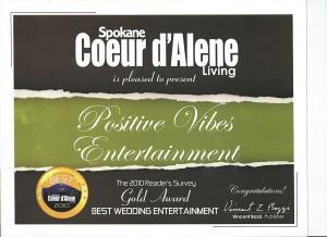 PositiveVibes Entertainment
