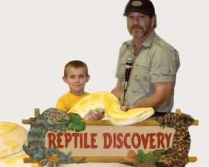Reptile Discovery Programs