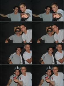 Love Angeles Photo Booths