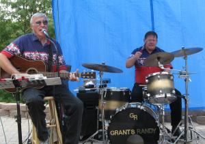 GRANT AND RANDY TWO MAN BAND