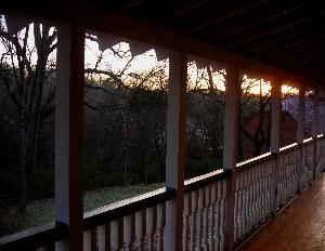 Sleepy Hollow Veranda