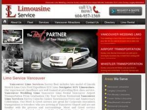 Limousine Service Vancouver